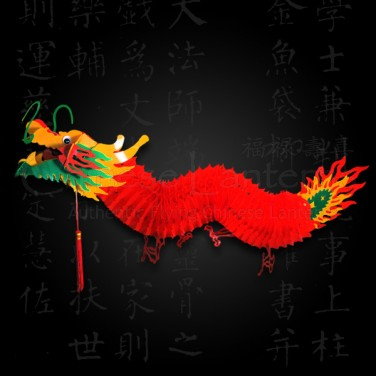 Concertina Festival Dragon
