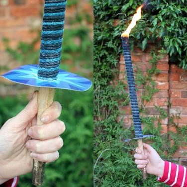 Procession Torch / Garden Candles (3 pack)