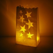 Candle Bags - Star (3 Pack)